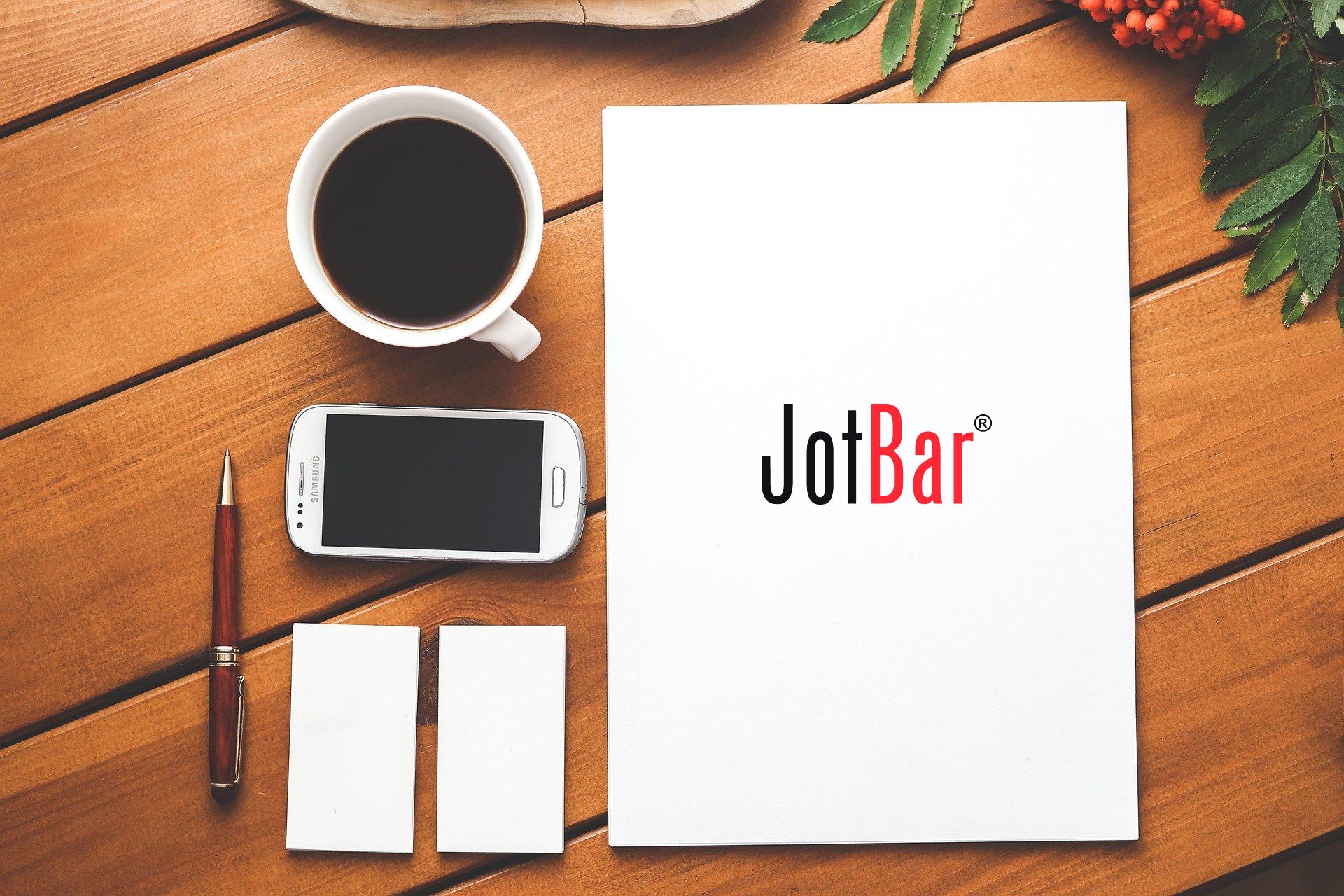 JotBar - työajanseuranta 2020 -artikkelin kansikuva
